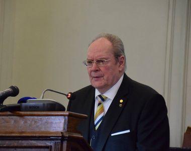 Academicianul Alexandru Surdu a murit