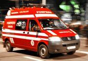 Incident șocant în Buzău. Un bărbat s-a aruncat de la etajul zece. A suferit multiple traumatisme, dar este în viaţă