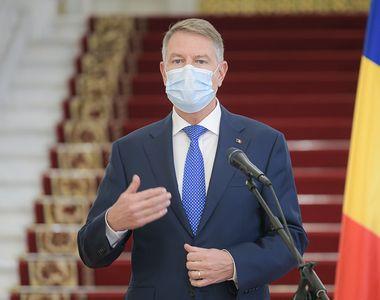 """UPDATE - Iohannis: """"Astăzi nu sunt încă întrunite condiţiile pentru desemnarea unui..."""