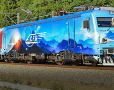 VIDEO - CFR se laudă cu trenurile de mare viteză, care au întârzieri