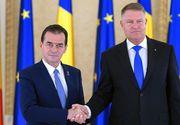 Ludovic Orban, întâlnire cu preşedintele Klaus Iohannis pentru deblocarea negocierilor pentru noul guvern