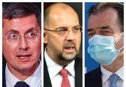 """Tensiuni în """"coaliția de centru-dreapta"""". Au fost reluate negocierile la Vila Lac"""