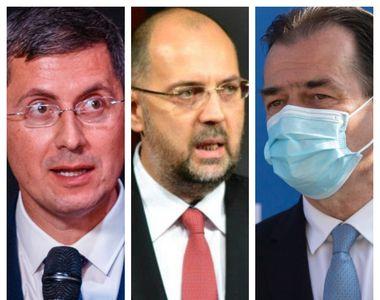 """Tensiuni în """"coaliția de centru-dreapta"""". Au fost reluate negocierile la Vila..."""