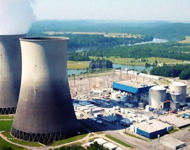 Incendiu de ultima oră la Centrala Nucleară de la Cernavodă. De la ce a pornit totul