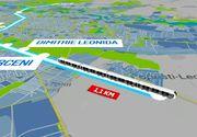 O stație de metrou supraterană va fi construită între staţia de metrou Berceni şi Şoseaua de Centură