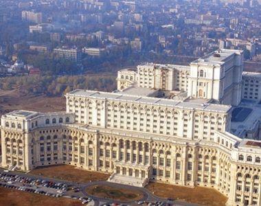 Propunere pentru demolarea zidului din jurul Parlamentului