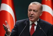 """Sancțiunile americane sunt un """"atac împotriva suveranității Turciei"""", denunță președintele Erdogan"""