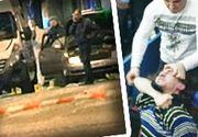 VIDEO -Doi români din Franța au căzut victimă unui atac rasist violent