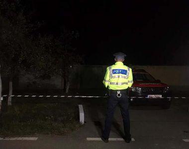 Un polițist a lovit doi pietoni, iar apoi a fugit de la locul faptei