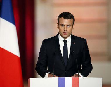Emmanuel Macron, testat pozitiv cu noul coronavirus, acesta intră în carantină timp de...