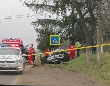 Șofer împușcat mortal de polițiști în Botoșani! Cum s- a ajuns aici