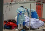Bilanț coronavirus 17 decembrie:  5.697 de noi cazuri de infectare cu noul coronavirus