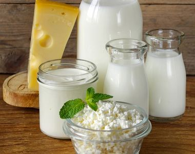 VIDEO - Românii consumă multe lactate autohtone, dar fermele livrează puțin