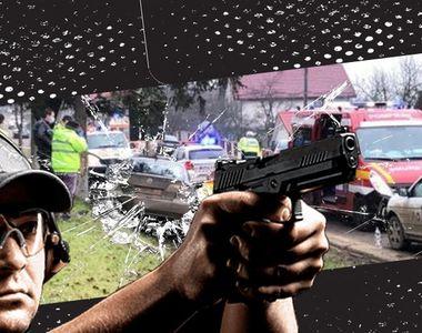 VIDEO -Un cunoscut interlop din Iași a fost împușcat mortal de poliție