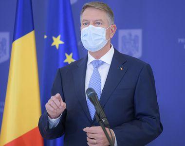 """Iohannis, anunțul momentului în România: """"Este esențial!"""""""