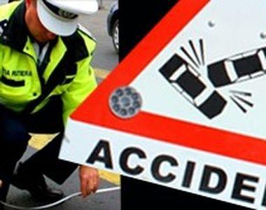 VIDEO - Un copil din Capitală a fost lovit de trei mașini pe trecere