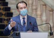 Florin Cîțu, premierul convenit de coaliția de centru-dreapta, a făcut primele declarații (VIDEO)
