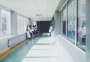 Incendiu la secția COVID-19. Opt pacienți au murit