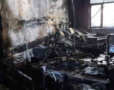 Crește bilanțul deceselor după incendiul de la ATI. Numărul victimelor a ajuns la 10