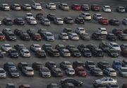Taxa anuală pentru locurile de parcare din București s-ar putea dubla