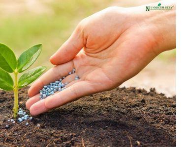 Fertilizarea solului primăvara - mult mai benefică cu produsele de la Nu Oricum!