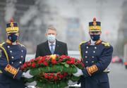 Iohannis, mesajul transmis românilor la 31 de ani de la Revoluție