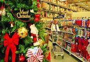 Programul magazinelor și supermarketurilor de Crăciun. Care este orarul de funcționare pentru zilele de 24, 25,  26 și 27 decembrie