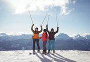 De ce este important pentru copii sa participe la cursuri de ski?