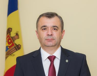 Premierul Republicii Moldova și-a anunțat demisia