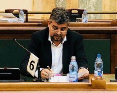 """Ciolacu: """"Acest Guvern e deja născut mort. De aceea v-aţi pus un premier de paie"""""""