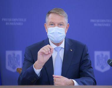 Klaus Iohannis a semnat decretul pentru numirea Guvernului