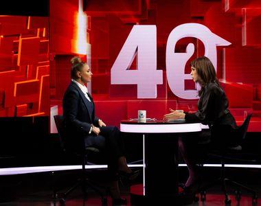 """Anamaria Prodan, următoarea invitată la """"40 de întrebări cu Denise Rifai"""", marți, 29..."""