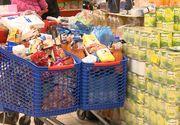 VIDEO - În ziua de Ajun, românii au cumpărat tot ce le-a ieșit în cale