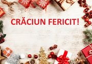 Mesaje magice de Crăciun 2020. Cele mai noi urări cu Sărbători Fericite