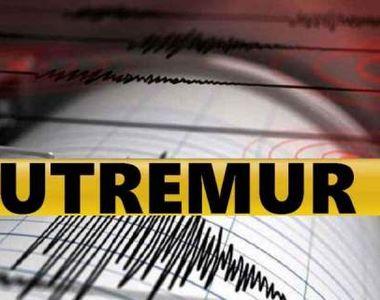 Cutremur în România în dimineaţa de Crăciun