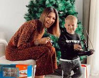 VIDEO - Cadouri minunate pentru Zian, dar și pentru mama lui, Ilinca Vandici