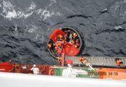 O navă comandată de un român a reuşit salvarea a zece naufragiaţi