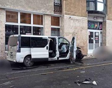 VIDEO -Șoferul care a ucis doi oameni pe trotuar se pare că era drogat