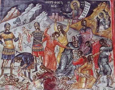 Sărbătoare mare, azi 28 decembrie 2020. Ce sfinți sunt prăznuiți imediat după Crăciun