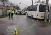 Accident cumplit în Vrancea. Două persoane, încarcerate