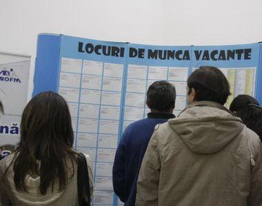 A crescut rata șomajului în România
