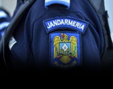 VIDEO | A minţit ca să îi sperie pe poliţişti