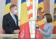 """Klaus Iohannis, anunț important la Chișinău: România trimite """"până la 200.000"""" de doze de vaccin în Republica Moldova (VIDEO)"""