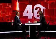 """Anamaria Prodan, dezvăluiri în premieră, în această seară, la """"40 de întrebări cu Denise Rifai"""", de la ora 22:30, la Kanal D!"""