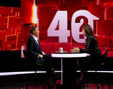 """Anamaria Prodan, dezvăluiri în premieră, în această seară, la """"40 de întrebări cu..."""