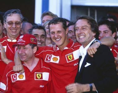Se împlinesc 7 ani de la accidentul lui Schumacher. În ce stare se află acesta