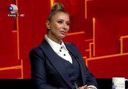 """VIDEO - Anamaria Prodan a spus câți bani a câștigat din fotbal. Declarații în emisiunea """"40 de întrebări cu Denise Rifai"""" VIDEO"""