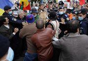 Proteste în fața Ministerului Muncii după majorarea salariului minim cu doar 41 de lei