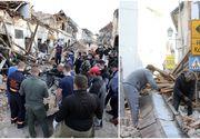 Țara în care au avut loc alte două seisme puternice