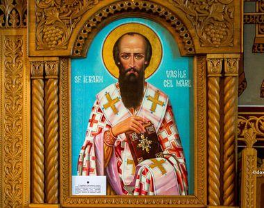 Rugăciune puternică de Sfântul Vasile. Ce trebuie să faci și să nu faci în prima azi ca...